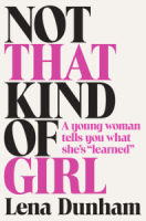 Audiobook Review: Not That Kind of Girl