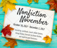 Nonfiction November Week 2- Book Pairings